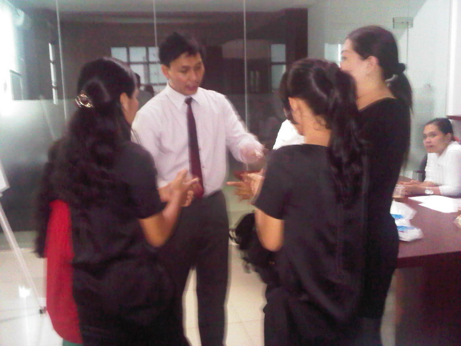 Pelatihan kesehatan dan Keselamatan kerja pada pekerja remaja