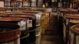 Zat Berbahaya dalam Gudang ( Warehouse )